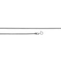 Zincir 925 Ayar Gümüş Erkek Kolye VEK-3010 - Thumbnail