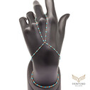 Kadın Gümüş Şahmeran VSA-9713 - Thumbnail