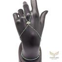 Kadın Gümüş Şahmeran VSA-9714 - Thumbnail