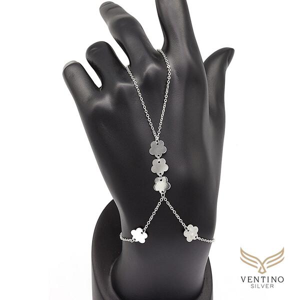 Kadın Gümüş Şahmeran VSA-9723