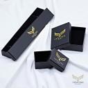 Kare Zirkon Taşlı Gümüş Set VKS-8006 - Thumbnail